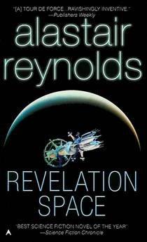 Picture of a book: Revelation Space