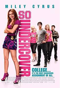 Picture of a movie: So Undercover