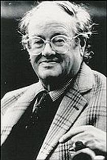 Picture of an author: John Mortimer