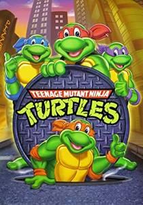 Picture of a TV show: Teenage Mutant Ninja Turtles