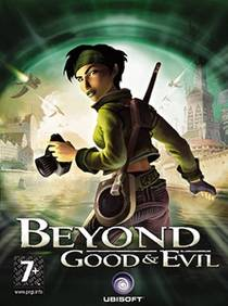 Picture of a game: Beyond Good & Evil