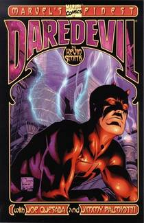 Picture of a book: Marvel's Finest: Daredevil