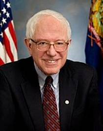 Picture of an author: Bernie Sanders