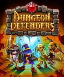 Picture of a game: Dungeon Defenders
