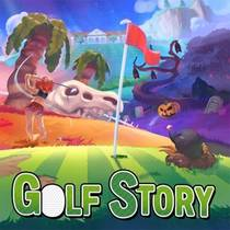 Picture of a game: Golf Story