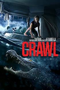 Picture of a movie: Crawl