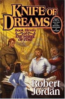 Picture of a book: Knife Of Dreams
