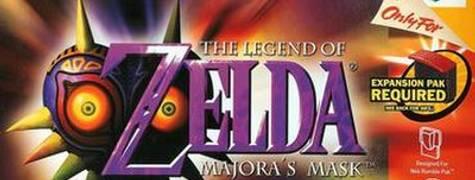 Image of The Legend Of Zelda: Majora's Mask