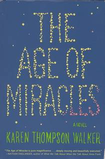 Picture of a book: The Age Of Miracles