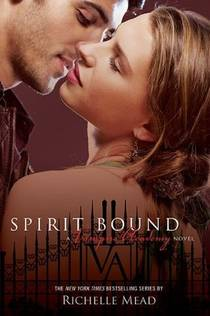 Picture of a book: Spirit Bound