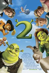 Picture of a movie: Shrek 2