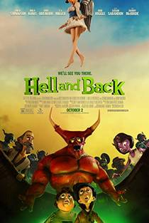 Picture of a movie: Hell And Back