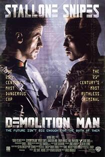 Picture of a movie: Demolition Man