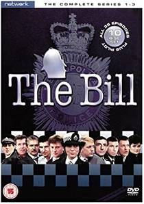 Picture of a TV show: The Bill