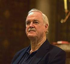 Picture of an author: John Cleese