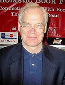 Picture of an author: Andrew Clements