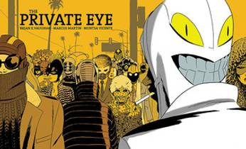 Picture of a book: The Private Eye