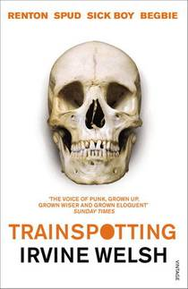 Picture of a book: Trainspotting