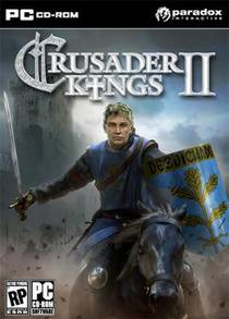 Picture of a game: Crusader Kings II