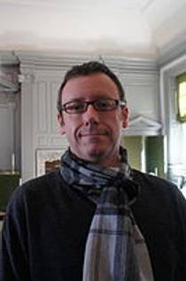 Picture of an author: Gary Whitta