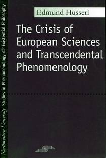 Picture of a book: Crisis of European Sciences and Transcendental Phenomenology
