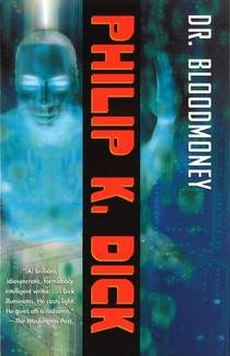 Picture of a book: Dr. Bloodmoney