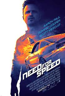 Picture of a movie: Need For Speed