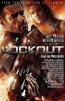 Picture of a movie: Lockout