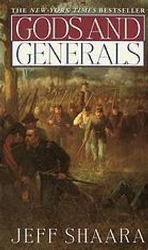 Picture of a book: Gods And Generals