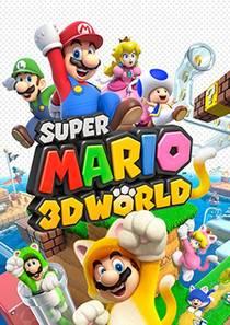 Picture of a game: Super Mario 3d World