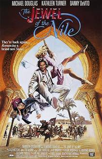 Picture of a movie: The Jewel Of The Nile