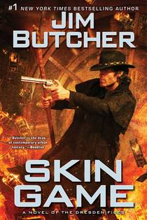 Picture of a book: Skin Game