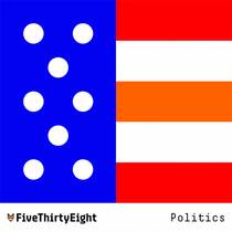 Picture of a podcast: Fivethirtyeight Politics