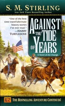Picture of a book: Against The Tide Of Years