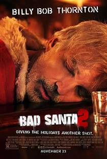 Picture of a movie: Bad Santa 2