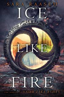 Picture of a book: Ice Like Fire