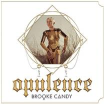 Picture of a band or musician: Brooke Candy