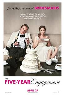 Picture of a movie: The Five-Year Engagement