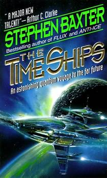 Picture of a book: The Time Ships