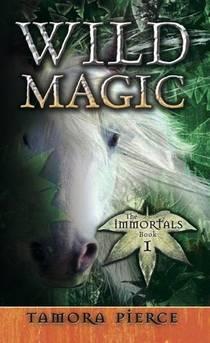 Picture of a book: Wild Magic