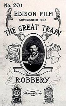 Picture of a movie: The Great Train Robbery