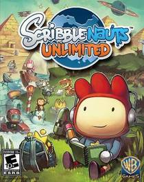 Picture of a game: Scribblenauts Unlimited