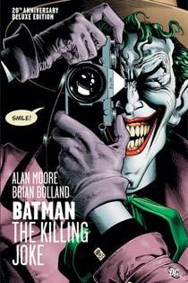 Picture of a book: Batman: The Killing Joke