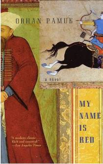 Picture of a book: My Name Is Red