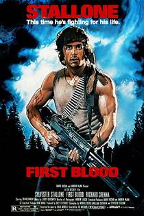 Picture of a movie: First Blood