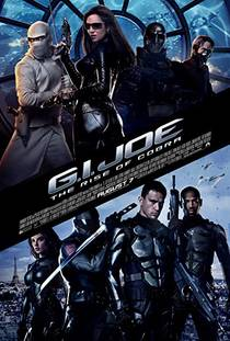 Picture of a movie: G.I. Joe: The Rise Of Cobra