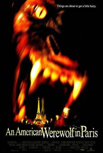 Picture of a movie: An American Werewolf In Paris