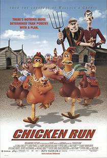 Picture of a movie: Chicken Run