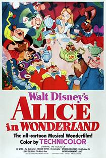 Picture of a movie: Alice In Wonderland