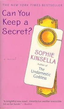 Picture of a book: Can You Keep A Secret?